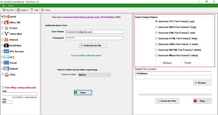 See more of GainTools Cloud Backup Tool